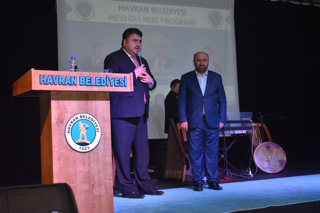 Havran Belediyesi Mevlid-i Nebi Programı 2